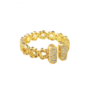 floral ring, floral ring product image